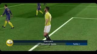 Dream League Soccer 2018 Android Gameplay #41