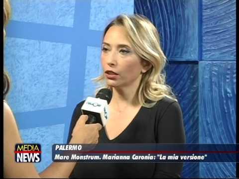 Palermo, Mare Monstrum. Marianna Caronia: