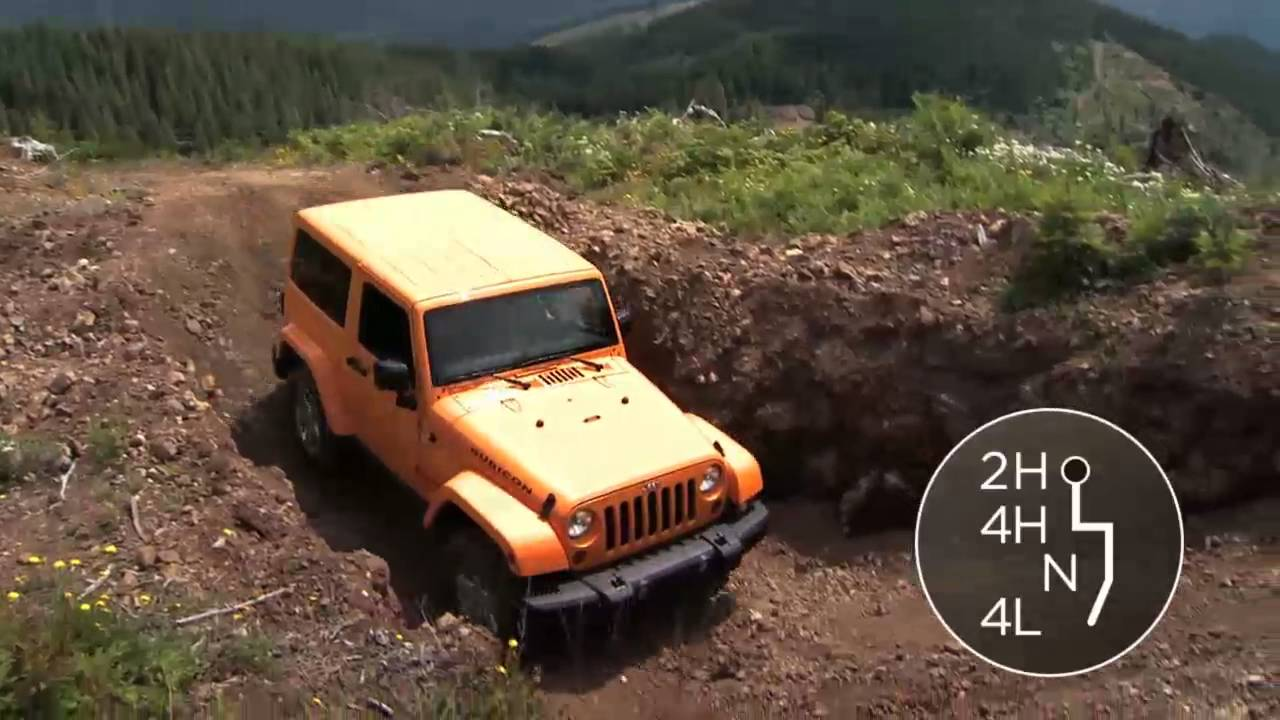 2016 jeep wrangler manual four wheel drive youtube. Black Bedroom Furniture Sets. Home Design Ideas
