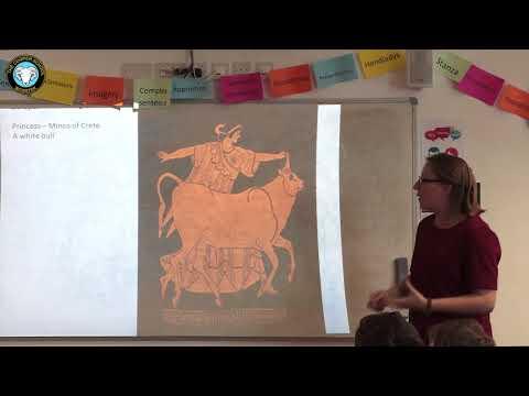 Greek and Homeric Myth