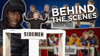 Filming A Game Show With The SIDEMEN [ FAMILY FORTUNES ]