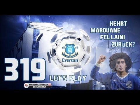 Let's Play Fußball Manager 13 - #319 Kehrt Marouane Fellaini zurück zum FC Everton? | ᴴᴰ