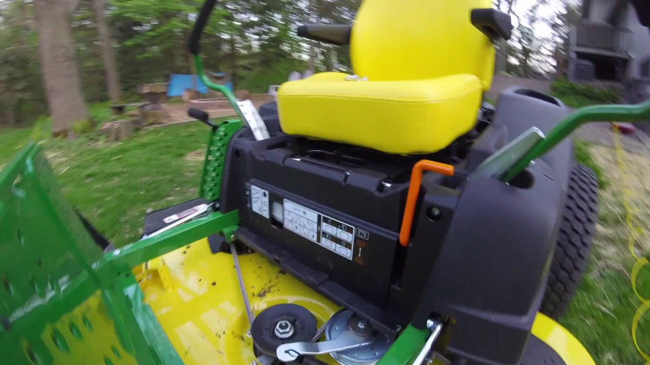 JD Z540R first cut and neat features