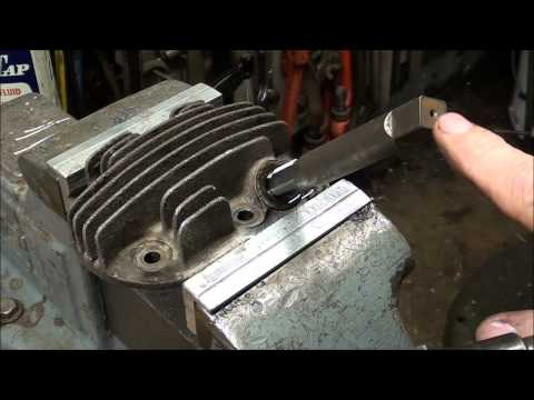 Lawn Mower Repair How To Fix Stripped Out Threads