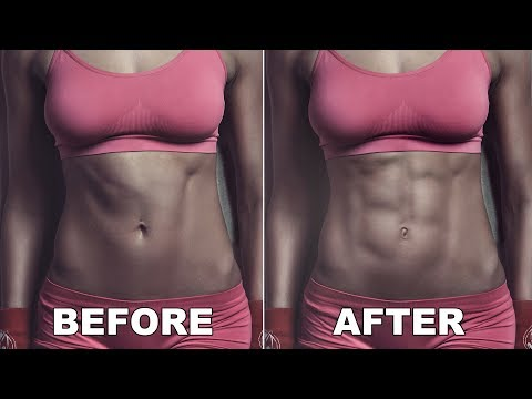 How to Get Perfect Six Pack ABS Easily in Photoshop - Simple Technique to Add Fake Abs to Photos