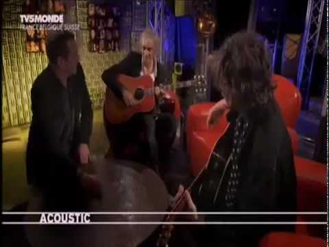 Garou, Louis Bertignac & Paul Personne : Rock
