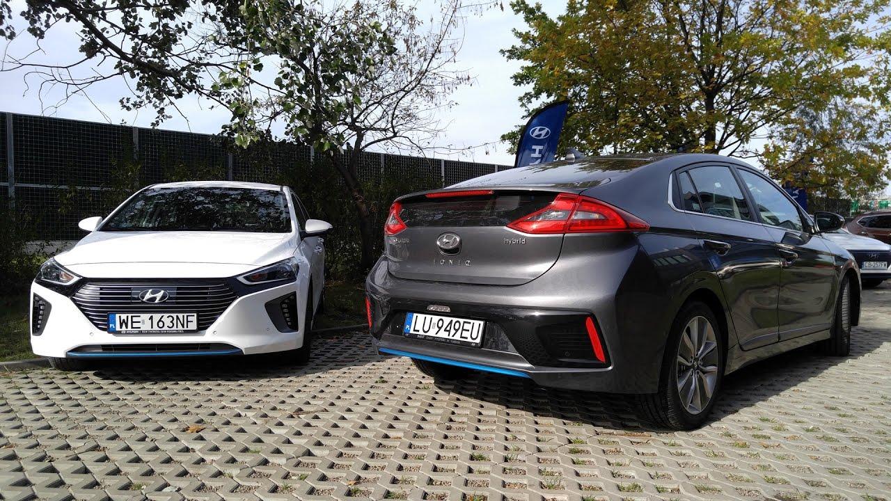 Hyundai Ioniq Hybrid Fuel Consumption In City At 90 Km H And 120 1001cars