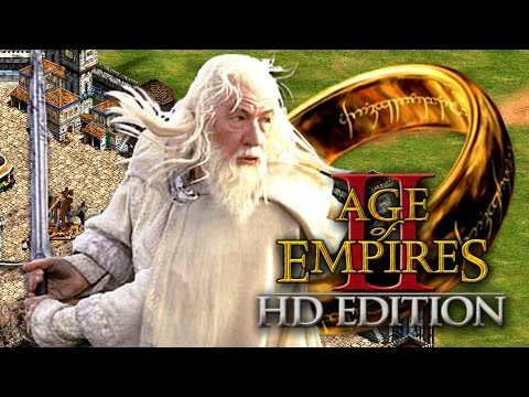 La GUERRA del ANILLO en AGE OF EMPIRES 2