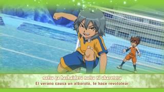 [Sub. español] Natsu ga Yattekuru   Inazuma Eleven GO CS Ending 1