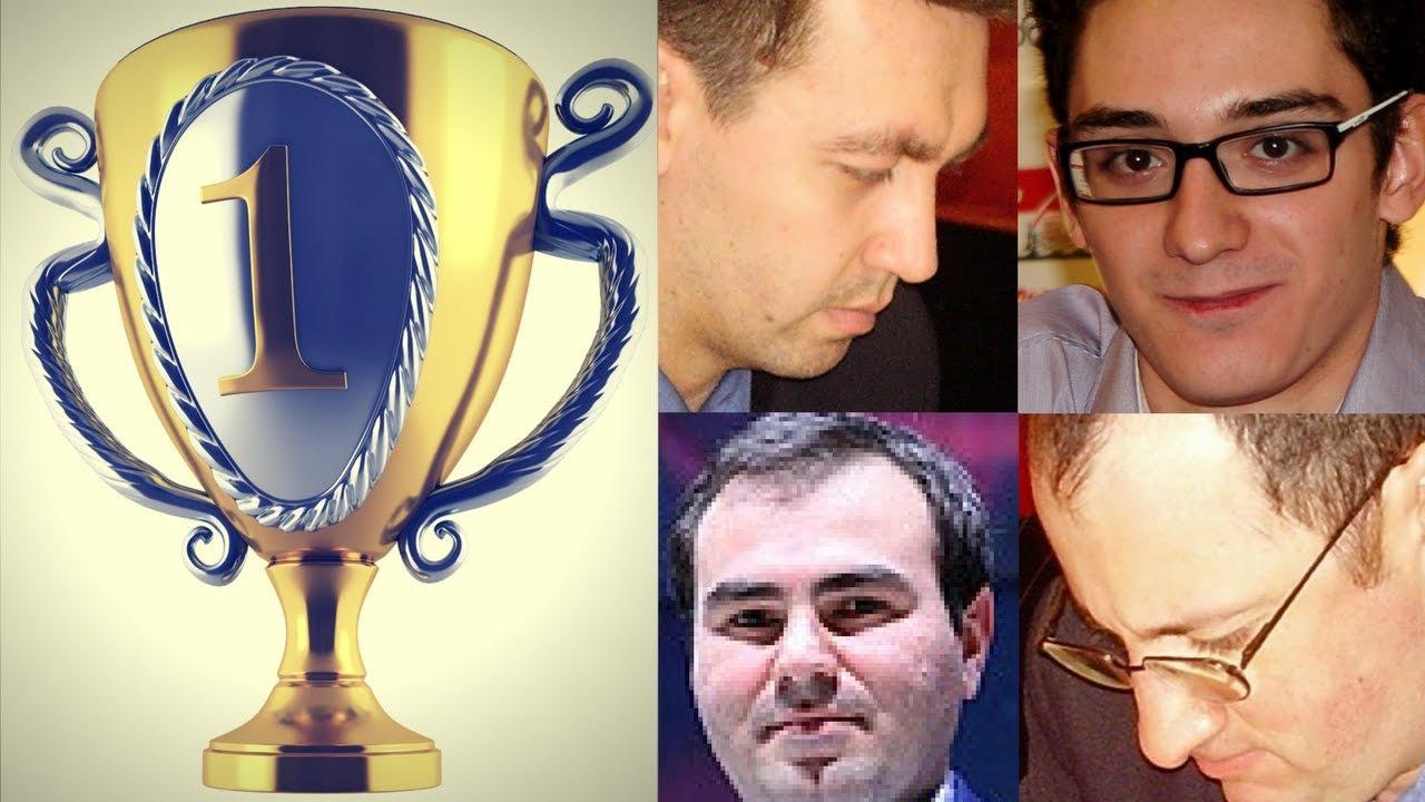 World Chess Cup 2013 Highlights: Ushenina vs Svidler, Adams vs Wan, Shirov vs Hou ...