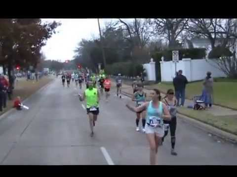 2014 MetroPCS Dallas Marathon Dec 14, 2014