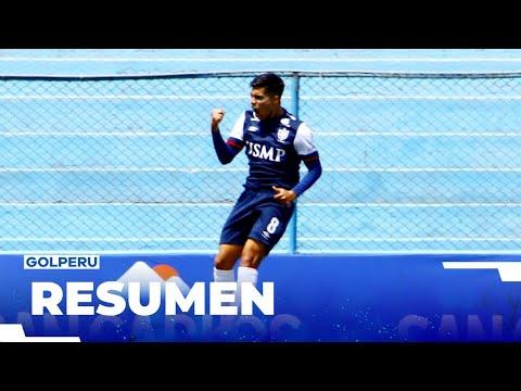 Universitario de Deportes U. San Martin Goals And Highlights