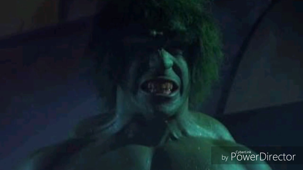 The incredible hulk original transformation sound - YouTube