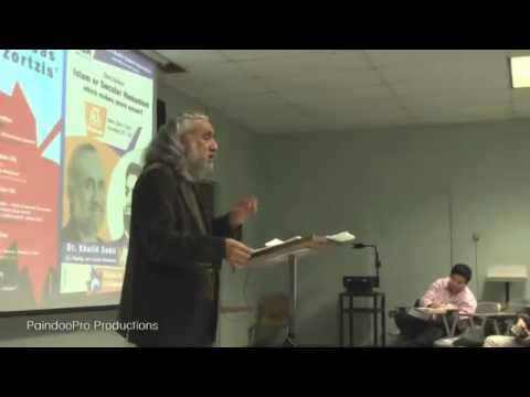 Islam or Secular Humanism - which makes more sense.flv