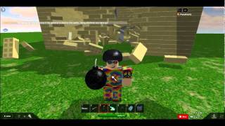 ROBLOX Gameplay Series: Crush The Castle