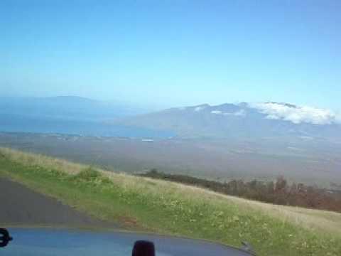 Polipoli to Kula Maui