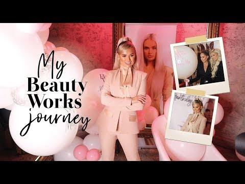 MY BEAUTY WORKS JOURNEY! See What We Have Been Up To...