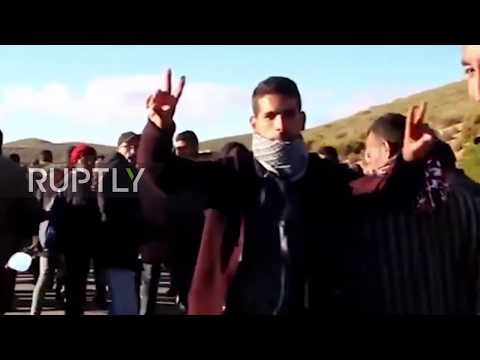 Morocco: Clashes erupt at anti-mining protest in Jerada