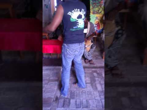 Jam in jacmel (Haïti)