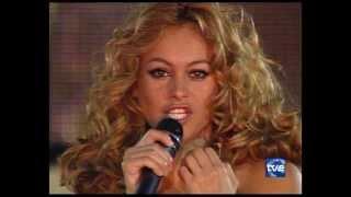Paulina Rubio - Mia - Gala La Rioja 2005