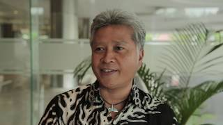 Ketut Sarjana Putra – Deforestation is biggest issue for climate in Asia-Pacific
