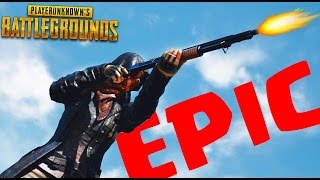 PARTIDA EPICA!! - PLAYERUNKNOWN'S BATTLEGROUNDS