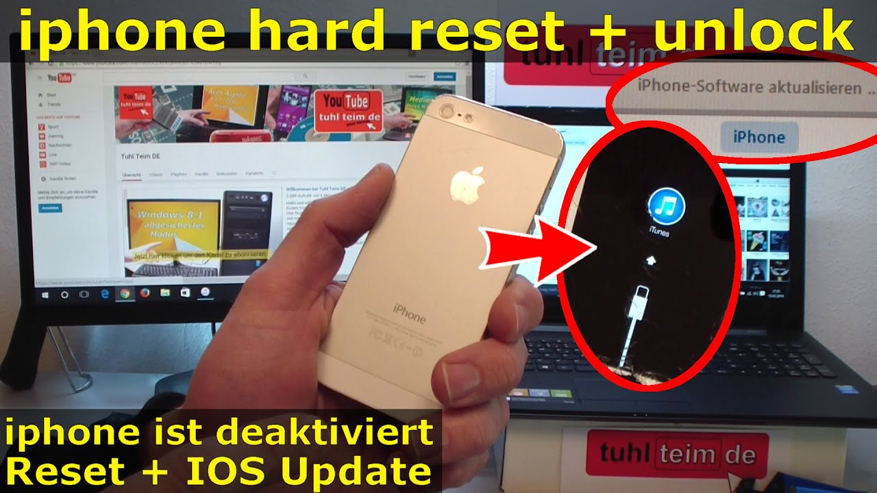 how to do hard reset on iphone iphone reset deaktiviertes iphone ohne sim 9426