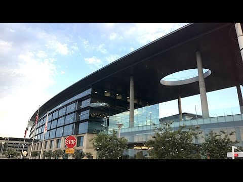 Grand Opening At New Toyota HQ In Plano