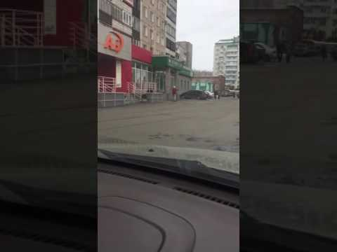 Наркоман в Новокузнецке.