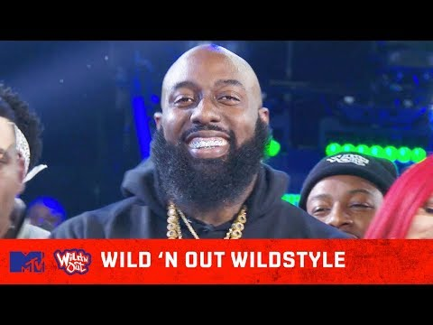 Trae Tha Truth Gets Trill On Nick Cannon 🔥| Wild 'N Out | #Wildstyle