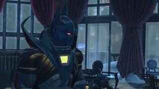 Batman: Arkham Origins (PS3)(Azrael Knightfall Suit Walkthrough)[Part 3] - Anarky [60fps]