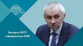 В. Л. Шаповалов на РЕН-ТВ в фильме