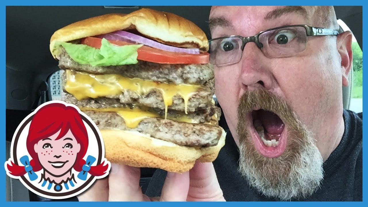 MEAT CUBE - Wendy's Secret Menu Item Review