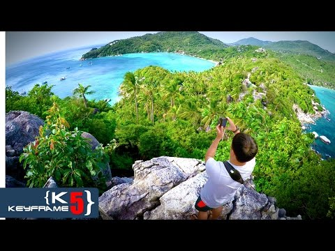 GoPro in Thailand | AMAZING TRIP TO KOH TAO ISLAND