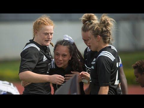 HIGHLIGHTS: Black Ferns Development XV v Fiji - 2019