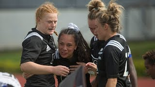 HIGHLIGHTS: Black Ferns Development XV v Fiji - 2019