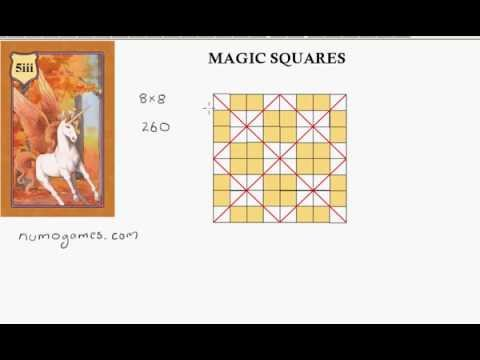 Repeat Constructing Magic Squares 1 by mistercorzi - You2Repeat