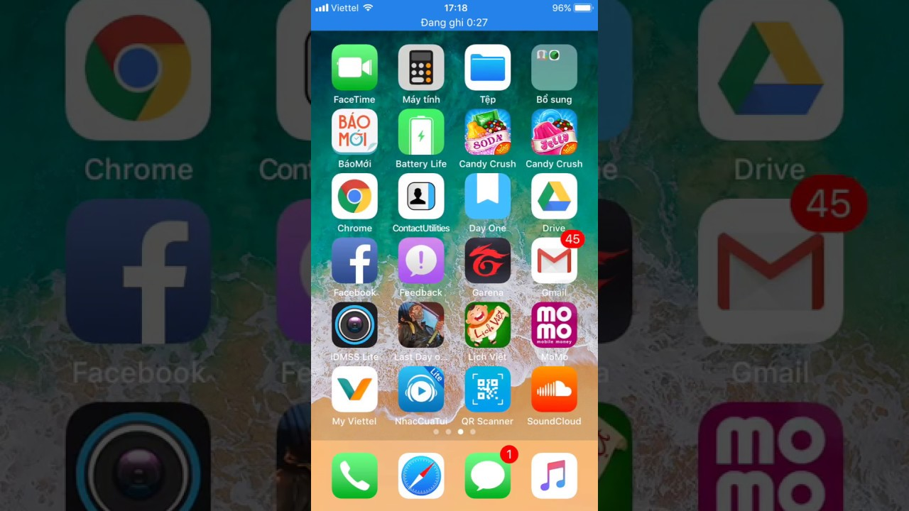 iphone home screen layout reset home screen layout ios 10 ios 11 15300