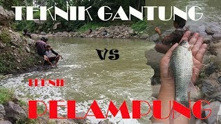 Video MANCING LIAR DI SUNGAI AIR DERAS: TEKNIK PELAMPUNG VS TEKNIK GANTUNG download MP3, 3GP, MP4, WEBM, AVI, FLV Mei 2018