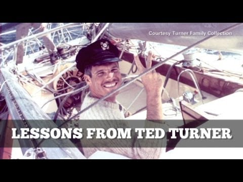 Lessons from Ted Turner