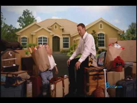 No Tent Termite Treatment  sc 1 st  YouTube & No Tent Termite Treatment - YouTube