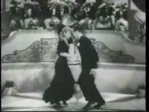 Fred Astaire Ginger Rogers Dancing Carioca 1933 Youtube