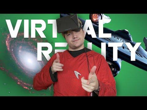 ORIGINAL ENTERPRISE • Star Trek: Bridge Crew 4 Player Virtual Reality Gameplay