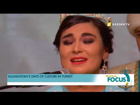 Ankara hosted Kazakhstan's Days of Culture