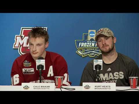 UMass vs. Minnesota Duluth Post-game Press Conference (04/13/19)