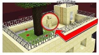 ULTIMATE ROOF HIDING SPOT! - HIDE & SEEK! - Minecraft Mods