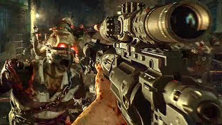 CALL OF DUTY : BLACK OPS 4 Zombies Cinématique (2018) Bande Annonce Blood of the Dead