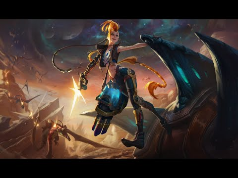 Odyssey Jinx / Джинкс из Одиссеи 2020 - League of Legends