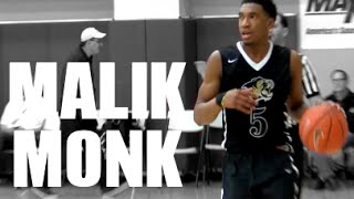 Kentucky Commit -  Malik Monk'16  Bentonville High (AR) MaxPreps Holiday Classic - Spotlight 2015