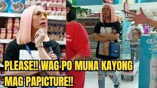 Vice Ganda TUMANGGI Mag PaPICTURE Sa Mga FANS!! KUNG BAKIT ALAMIN!